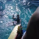 Snorkelling at Buccoo Reef